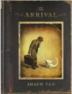 The Arrival - a great graphic novel for cultural criticism