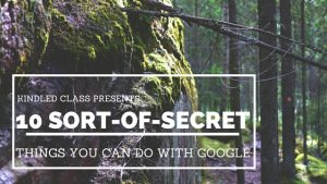 10 Sort-of-Secret Things You Can Do With Google
